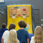 Basketball Hoops Miete Eventspiel