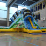 bouncy Castle vulcano rent switzerland