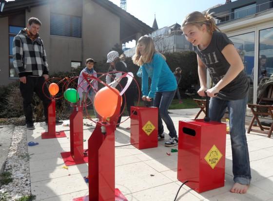 Balloon Blaster Spiel Vermietung