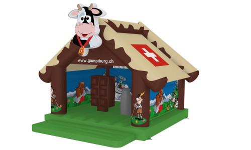 Verkauf Swiss Chalet