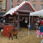 Winterzelt Blockhaus Event mieten