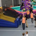 Basketball Hoops Duell Vermietung