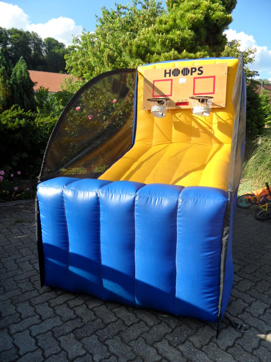 Basketballspiel mieten