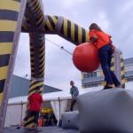 Schwingball Eventspiel mieten