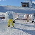 Bubble Soccer Vermietung Schweiz Zermatt