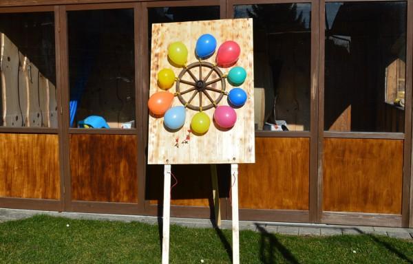 Ballon-Dart