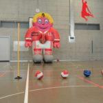 Fussballspiel mieten Torwart