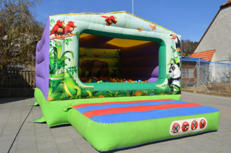 neu: Ballpool Jungle