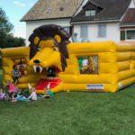 Hüpfschloss Lion King Vermietung