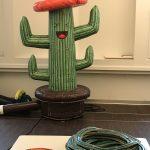 Eventspiel Kaktusringwerfen mieten