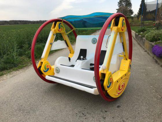 Happy Car mieten Spassmobil
