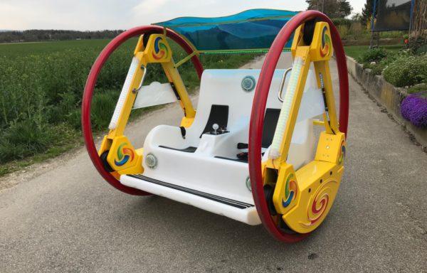 Spassmobil Happy Car