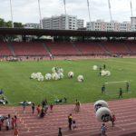 Bubble Soccer Fussball Vermietung