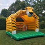 Hüpfburg Gumpischloss Tiger mieten