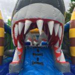 Riesenhüpfburg Shark Run Vermietung