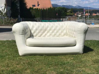 Aufblasbares Sofa