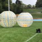 Zorb Eventspiel Vermietung Schweiz