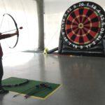 Archery Pfeilbogenschiessen Pfeilbogen-Dart mieten