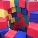 Bauwürfel Kinderspiel mieten