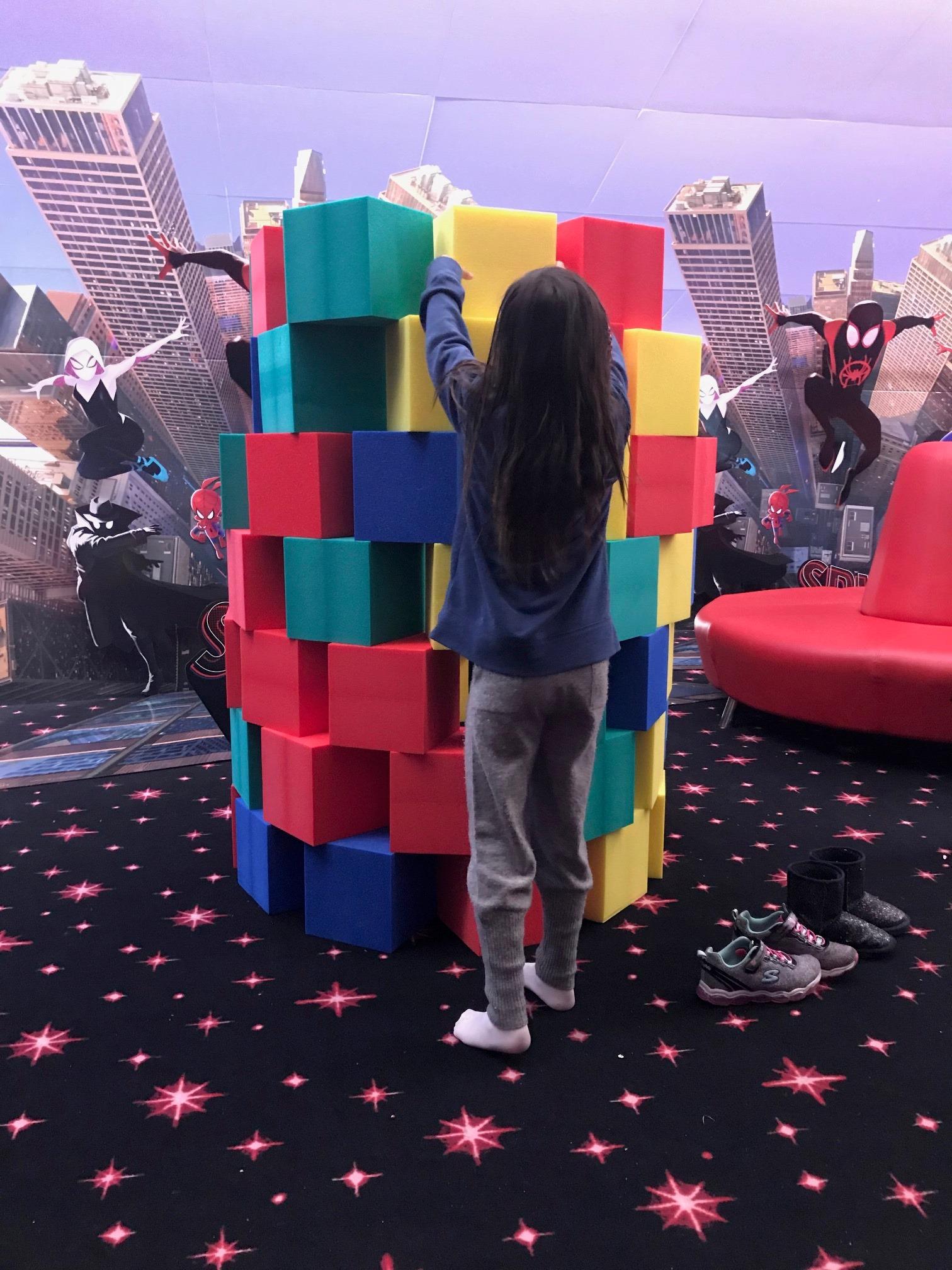 Turm Bauen Spiel