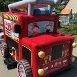 Eventspiel Feuerwehr Hüpfburg Schweiz mieten