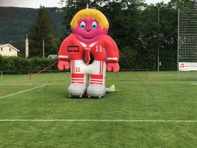 Fussball-Torwart
