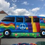 Peace Run Bus Vermietung Schweiz