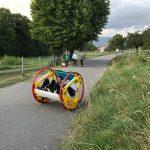 Eventattraktion Happy Car mieten Spassmobil
