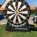Eventspiel Tennis-Dart mieten