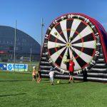 Fussballdart Vermietung Eventspiel Schweiz