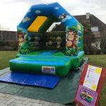 Gumpischloss Dschungel Kinder Eventspiel Schweiz mieten