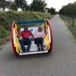 Spassmobil Happy Car mieten Schweiz