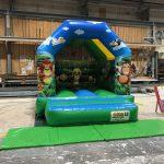 Vermietung Hüpfburg Schweiz Tiere Dschungel Kindergeburtstag