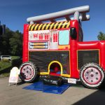 Hüpfburg Feuerwehr mieten Bern