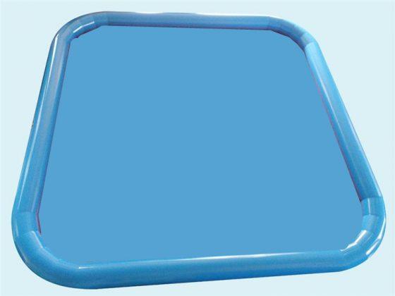Aufblasbarer Pool 6x6m mieten