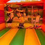 happy birthday inflatable rental