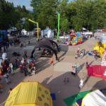 Kinderpark Eventspiele mieten schweiz