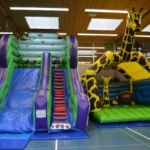 Hüpfburg Park Indoor